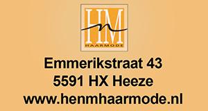 HM tweede banner huud